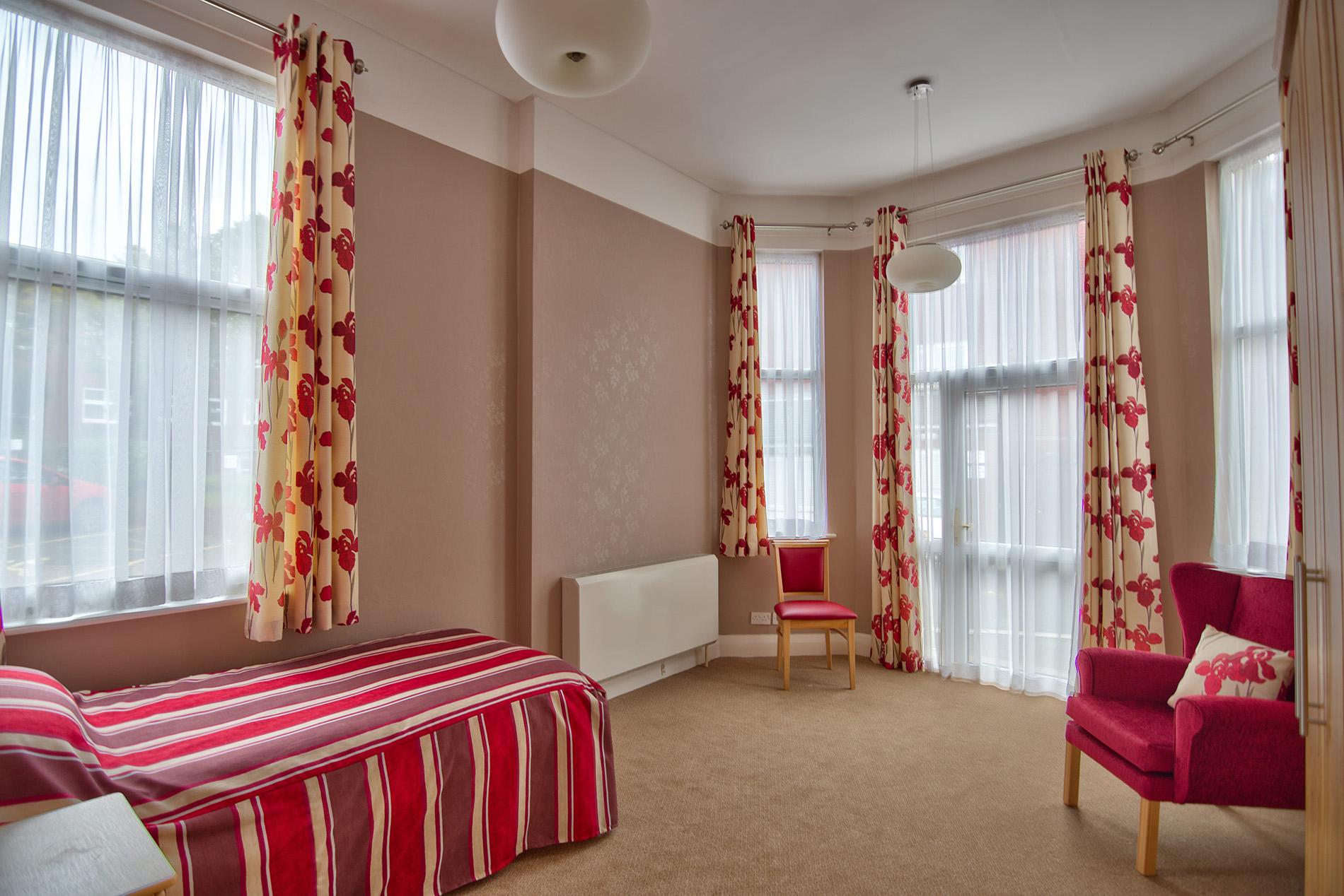 Abbeyfield Lear House bedroom 2-min